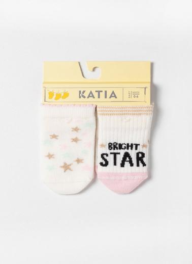 Katia & Bony Çorap Ekru